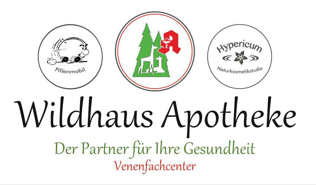 Logo der Wildhaus-Apotheke