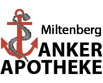 Logo der Anker-Apotheke Miltenberg