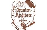 Logo der Oranien-Apotheke am Nerotal