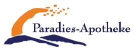 Logo der Paradies-Apotheke Biebrich