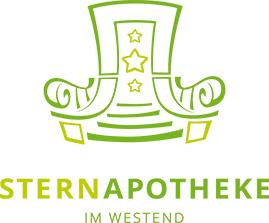Logo der Stern-Apotheke im Westend