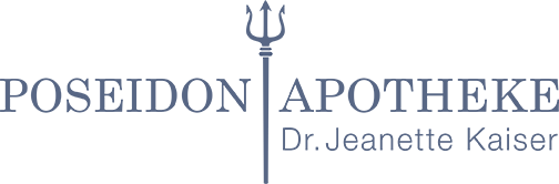 Logo der Poseidon-Apotheke