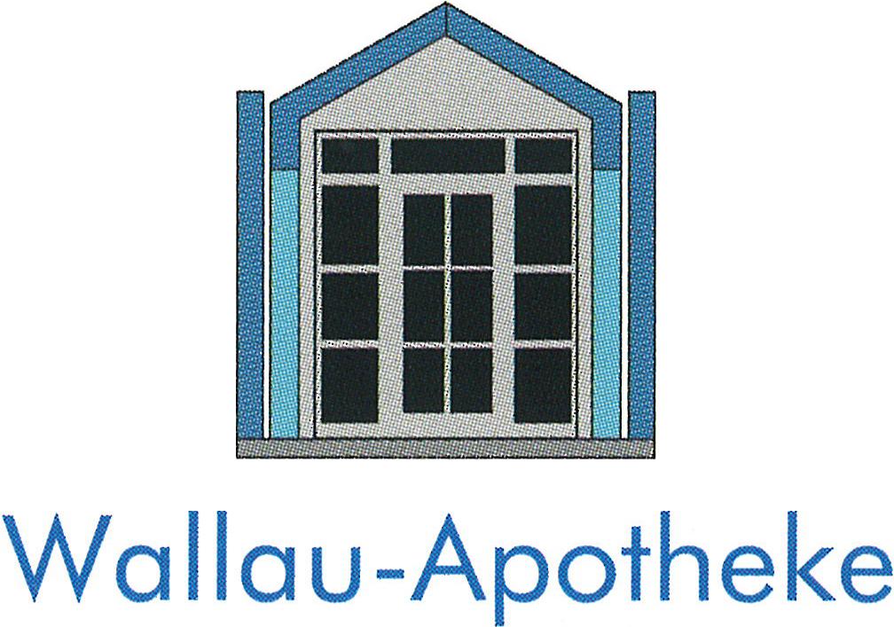 Logo der Wallau-Apotheke