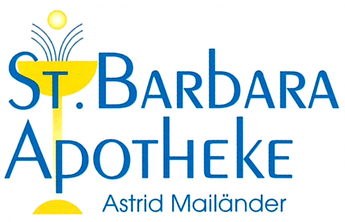 Logo der St. Barbara-Apotheke
