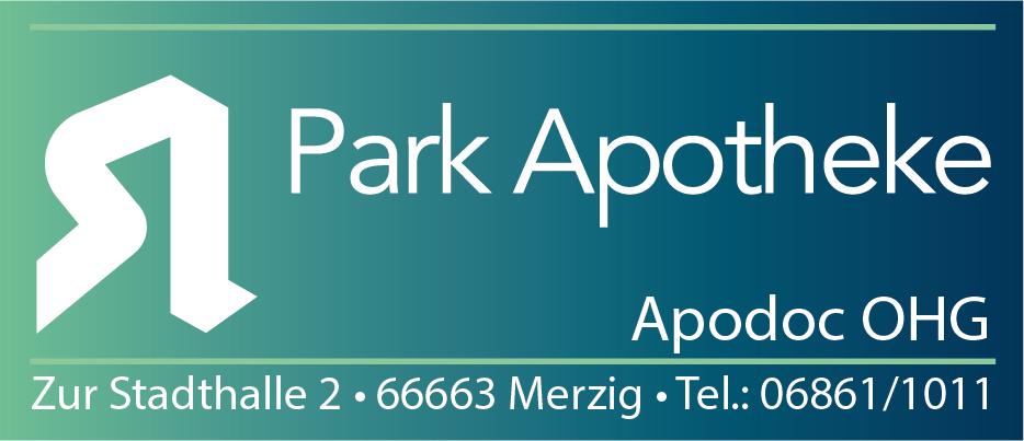 Logo der Park-Apotheke Apodoc OHG