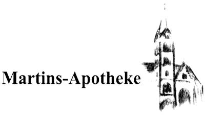 Logo der Martins-Apotheke