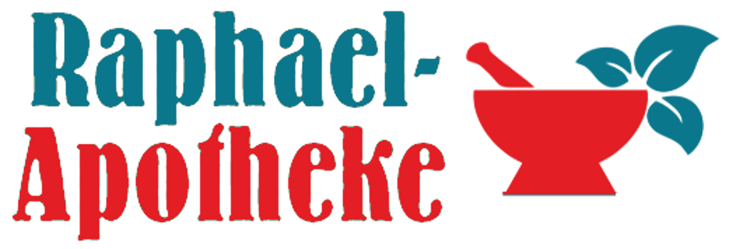 Logo der Raphael-Apotheke