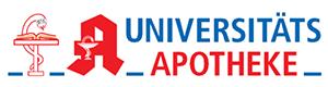 Logo der Universitäts-Apotheke