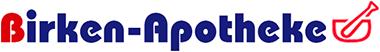 Logo der Birken-Apotheke Pfingstberg