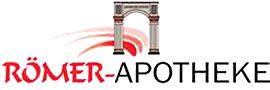 Logo der Römer-Apotheke Mannheim