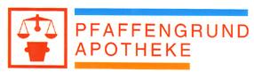 Logo der Pfaffengrund-Apotheke