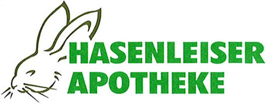 Logo der Hasenleiser-Apotheke Rohrbach