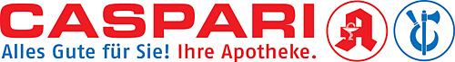 Logo der Caspari-Apotheke
