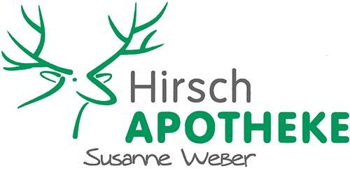Logo der Hirsch-Apotheke