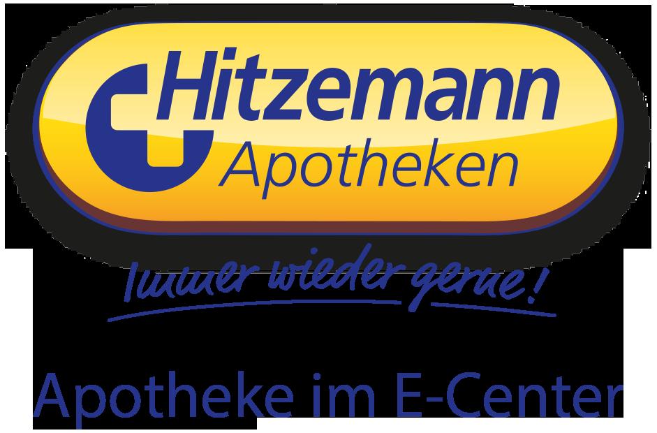 Logo der Apotheke im E-Center