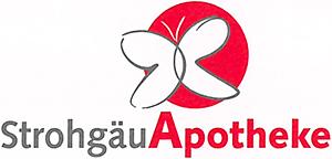 Logo der Strohgäu-Apotheke