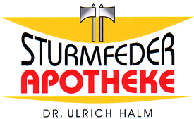 Logo der Sturmfeder-Apotheke