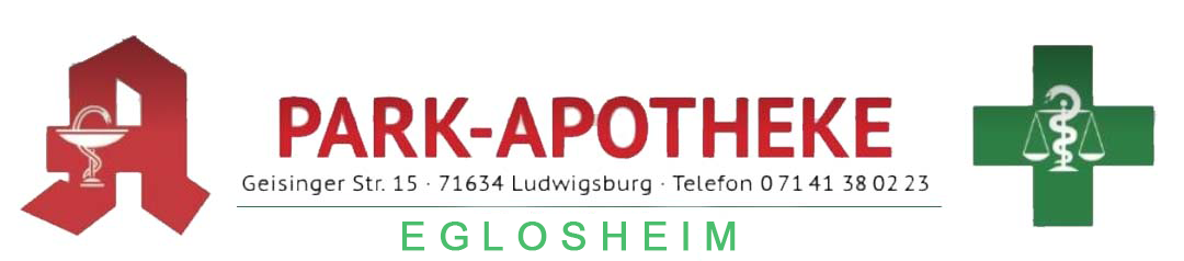 Logo Park-Apotheke Ludwigsburg
