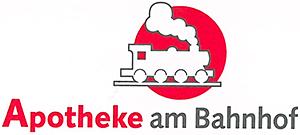 Logo der Apotheke am Bahnhof