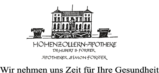 Logo der Hohenzollern-Apotheke