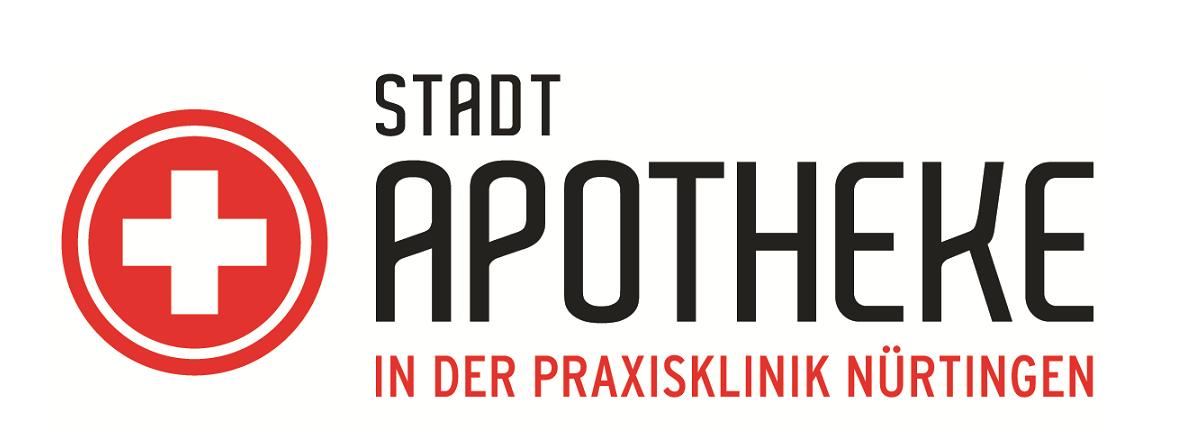 Logo der Stadt-Apotheke in der Praxisklinik Nürtingen