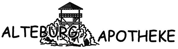 Logo der Alteburg-Apotheke