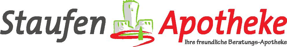 Logo der Staufen Apotheke in Salach