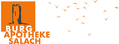 Logo der Burg Apotheke Salach