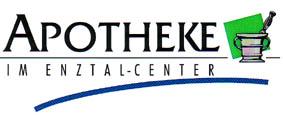 Logo der Apotheke im Enztal-Center
