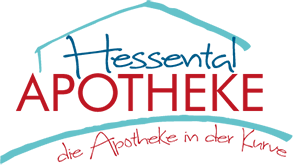 Logo der Hessental-Apotheke