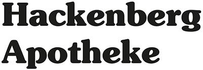 Logo der Hackenberg-Apotheke Waldwimmersbach