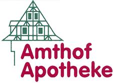 Logo der Amthof-Apotheke Oberderdingen
