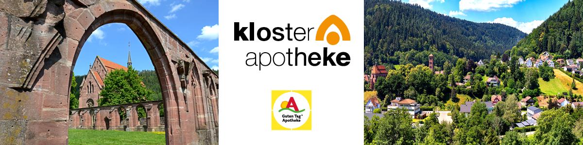 Logo der Kloster-Apotheke Calw-Hirsau