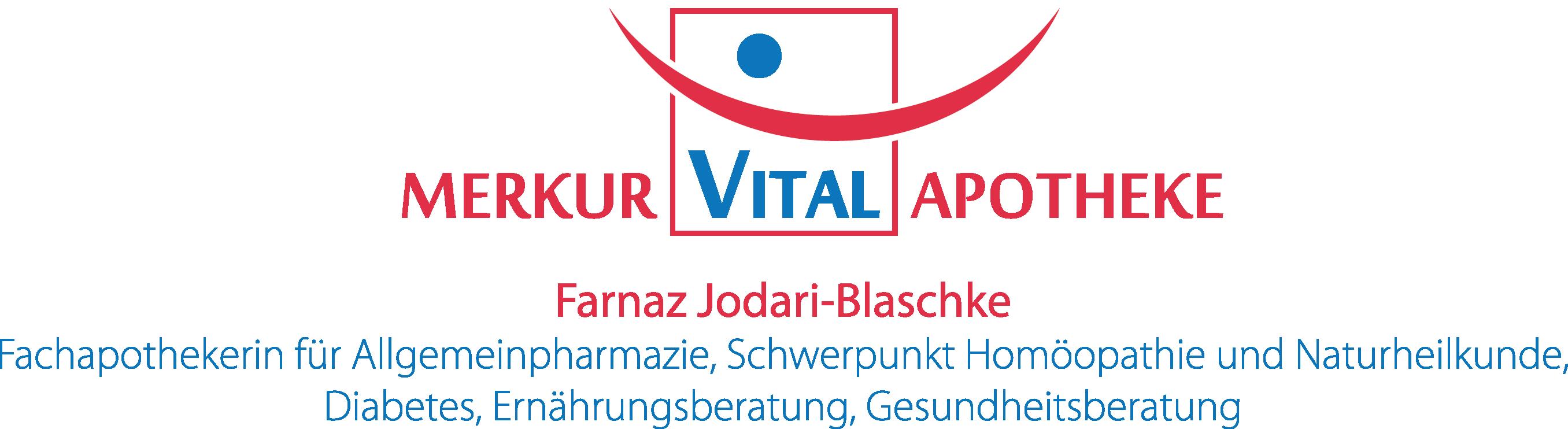 Logo der Merkur Vital Apotheke