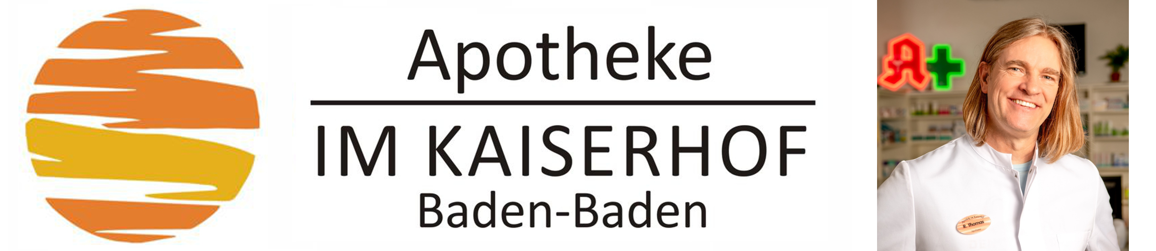Logo der Apotheke im Kaiserhof