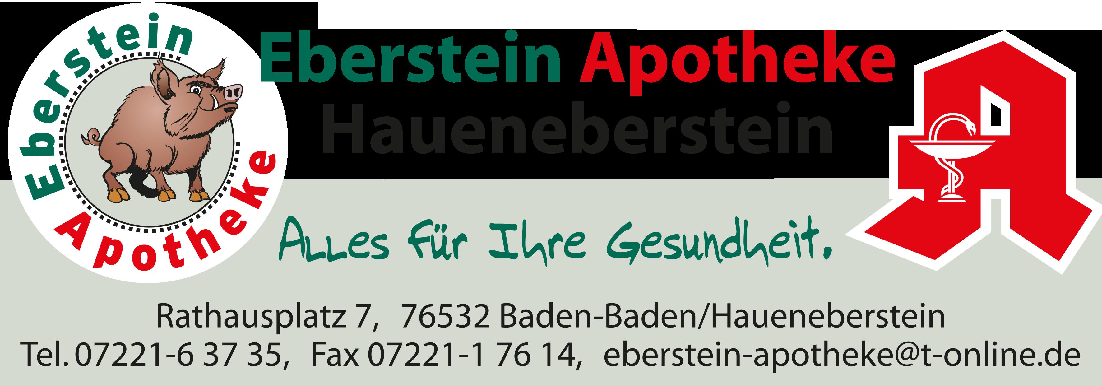 Logo der Eberstein-Apotheke