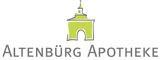 Logo der Altenbürg-Apotheke OHG