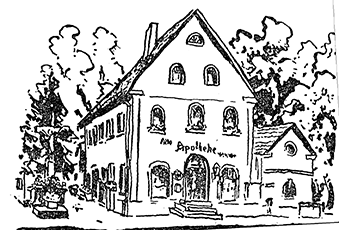 Logo der Alte Apotheke von 1837
