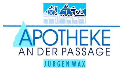 Logo der Apotheke an der Passage