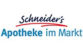 Logo der Schneider´s Apotheke im Markt