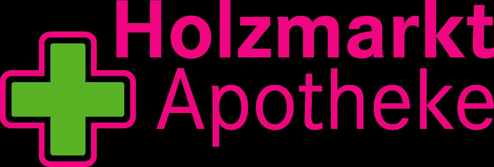 Logo der Holzmarkt-Apotheke