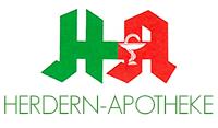 Logo der Herdern-Apotheke