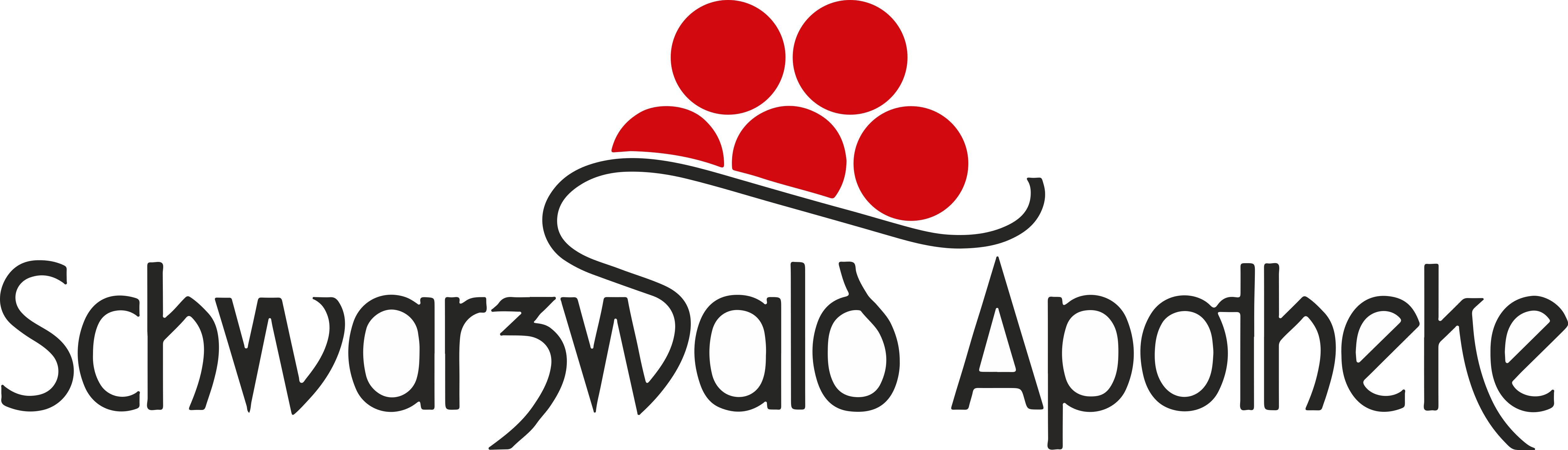 Logo der Schwarzwald Apotheke Bad Krozingen