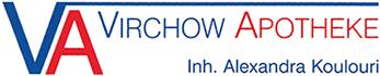 Logo der Virchow-Apotheke