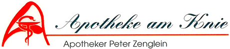 Logo der Apotheke am Knie