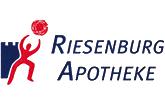 Logo der Riesenburg-Apotheke