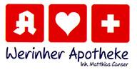 Logo der Werinher-Apotheke