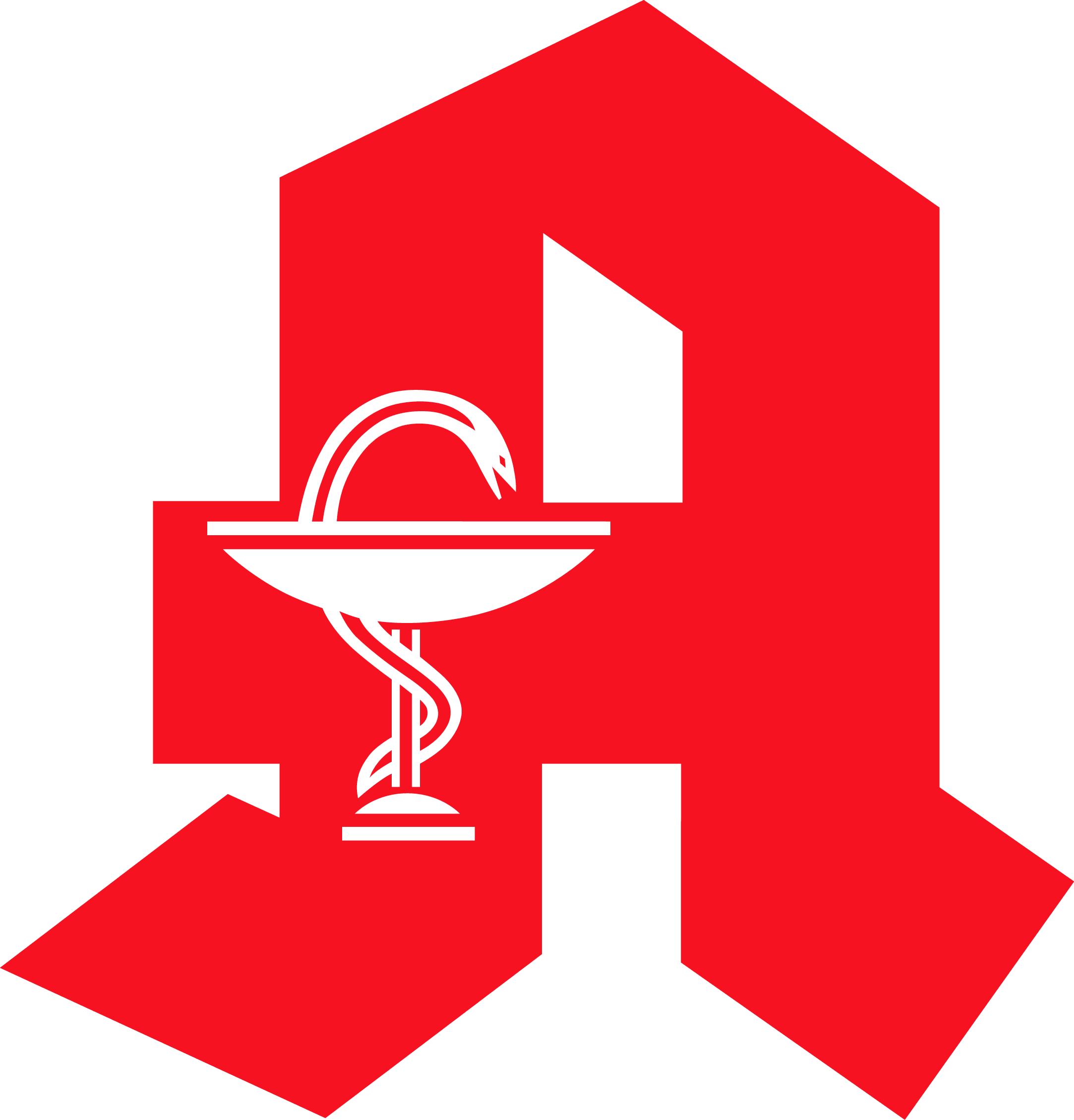 Logo der Mohren-Apotheke am Gasteig