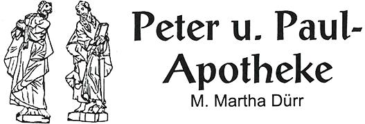 Logo der Peter und Paul-Apotheke