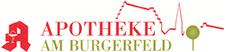 Logo der Apotheke am Burgerfeld